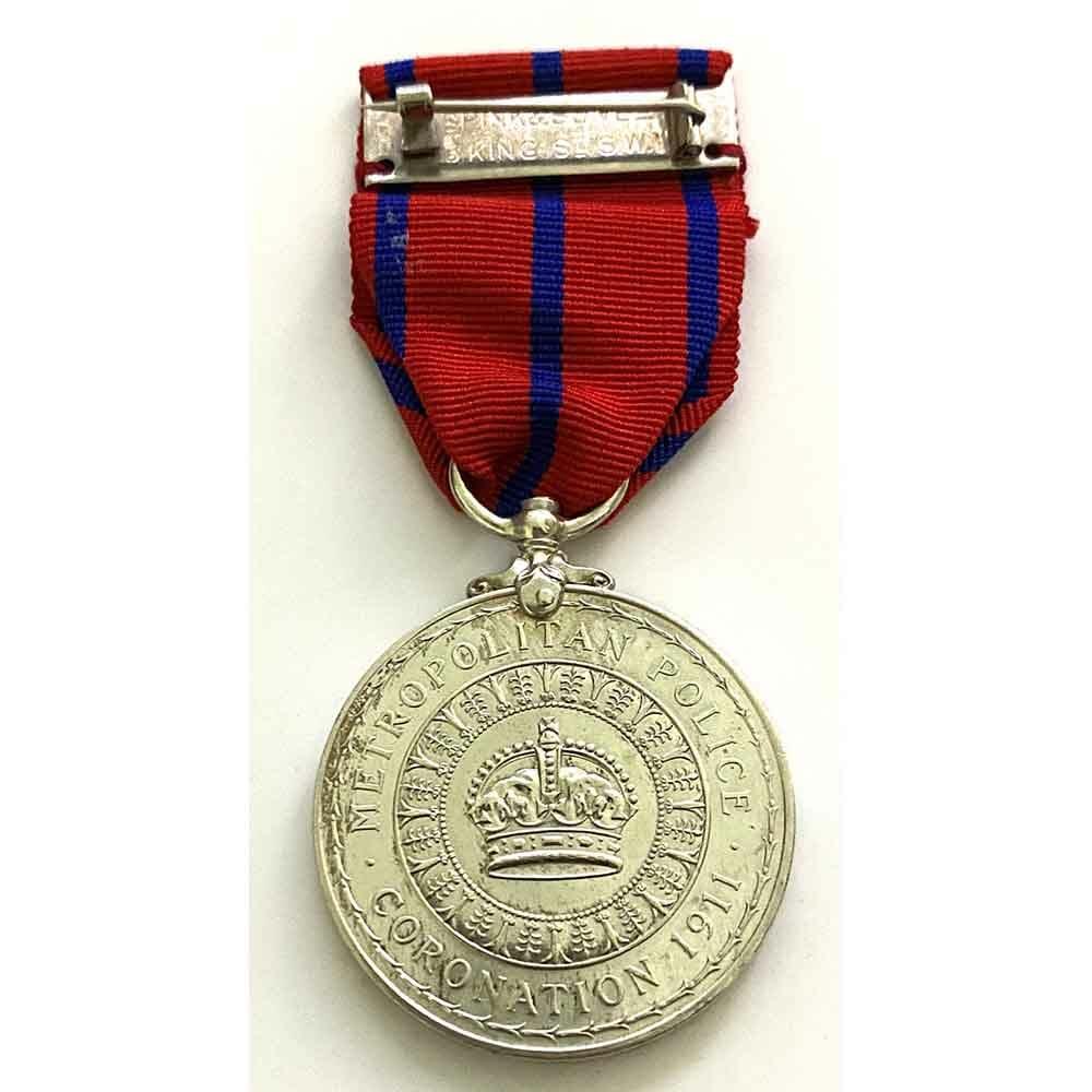 Metropolitan Police Coronation 1911 2