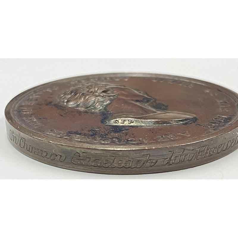 Highland Society Medal Egypt 1801 3