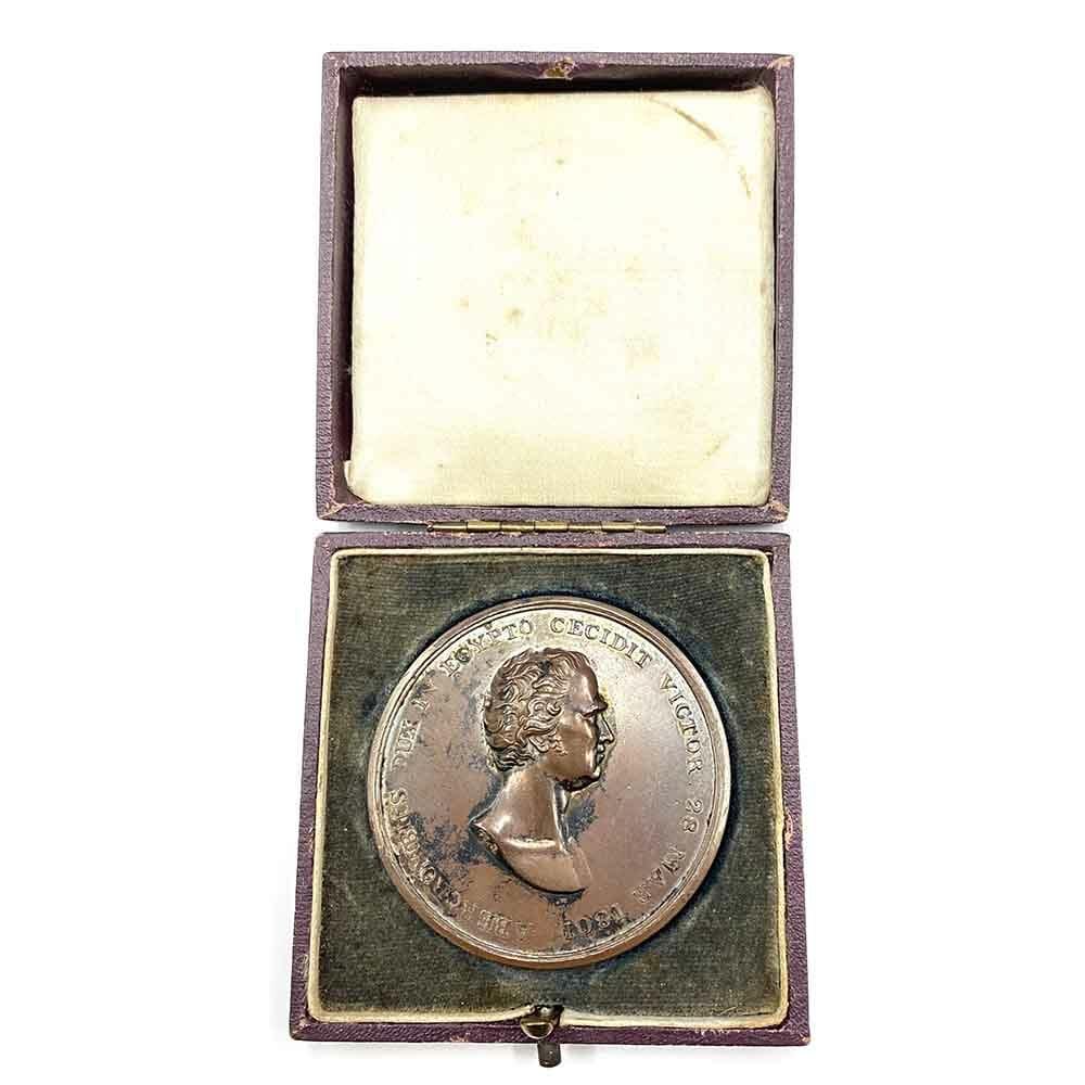 Highland Society Medal Egypt 1801 1