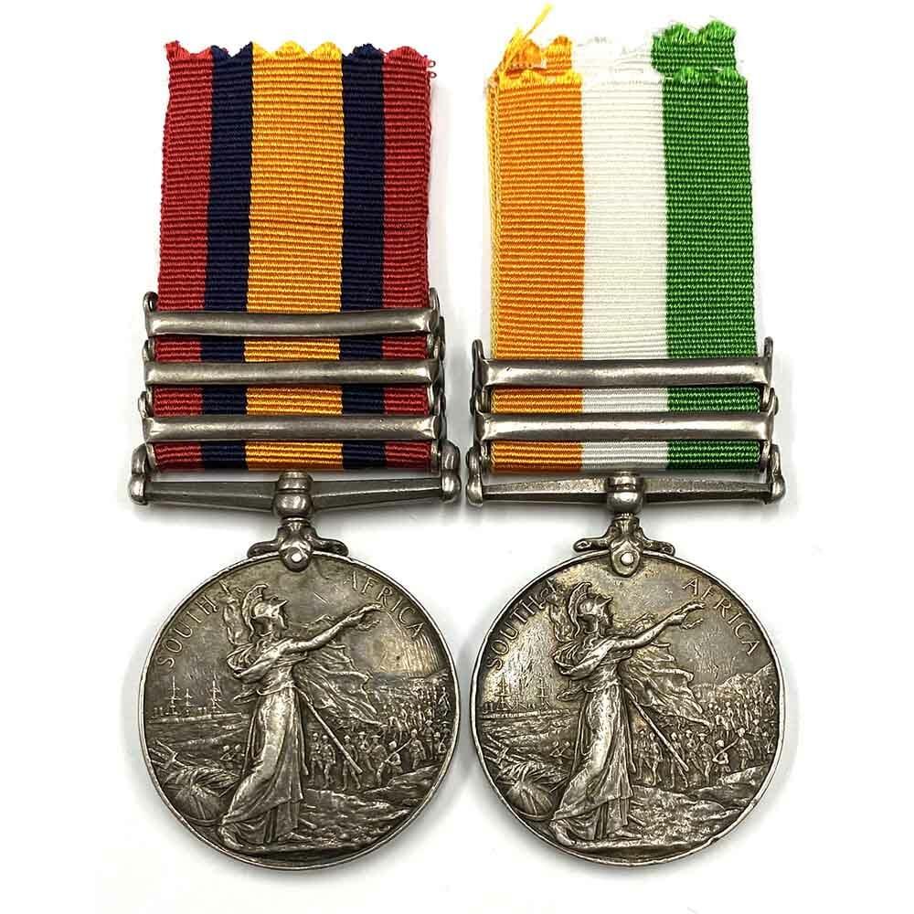 QSA KSA Scots Guards KIA WW1 2