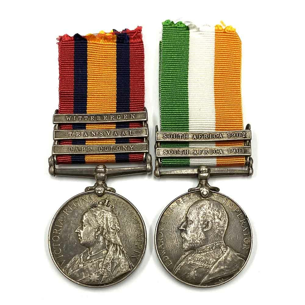 QSA KSA Scots Guards KIA WW1 1