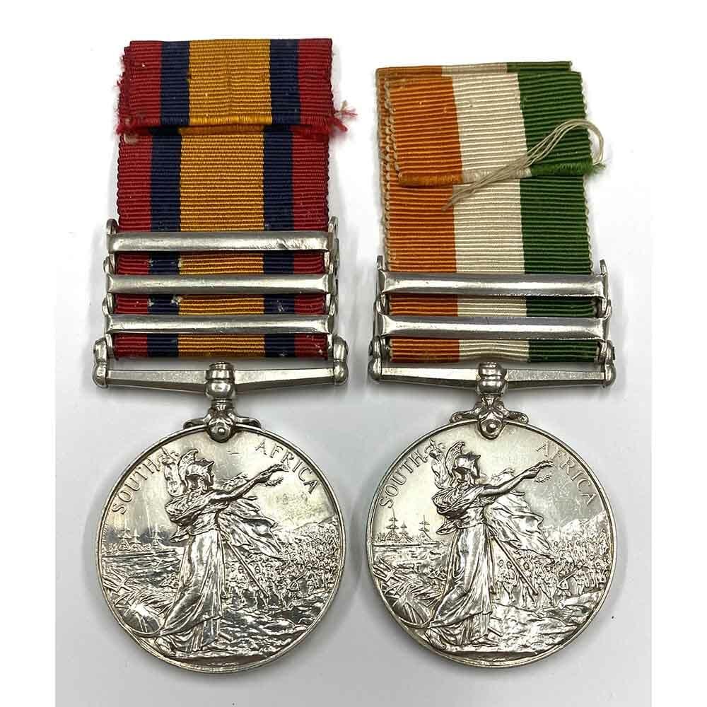QSA KSA Pair 2nd Scots Guards 2