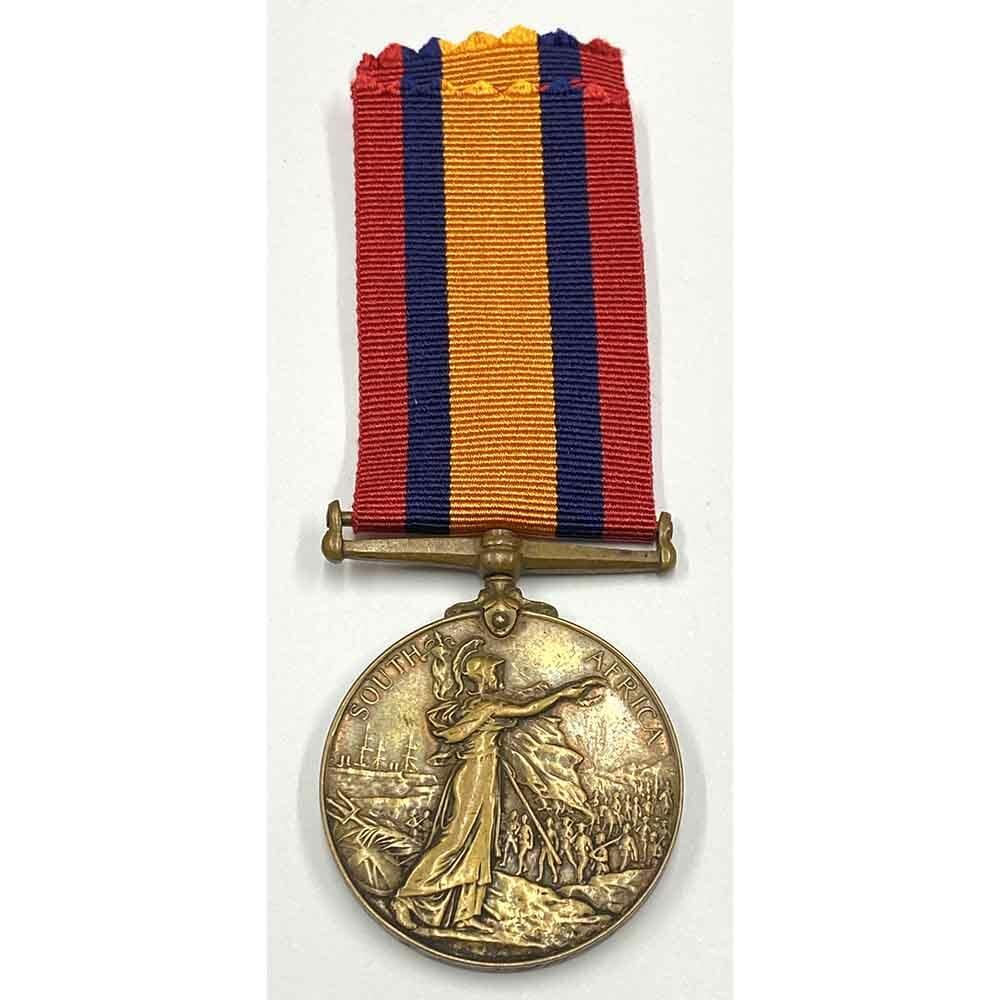 QSA Bronze Bhisti Corps 2