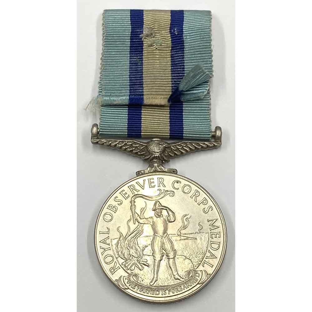 Royal Observer Corps Lieutenant 2