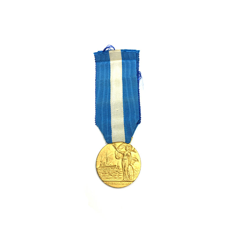 Naval Long Service Medal 1