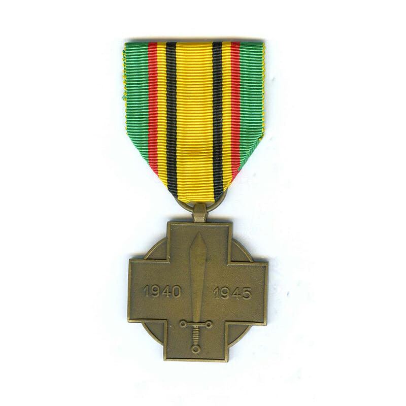 Military Fighters Medal 1940-45 2