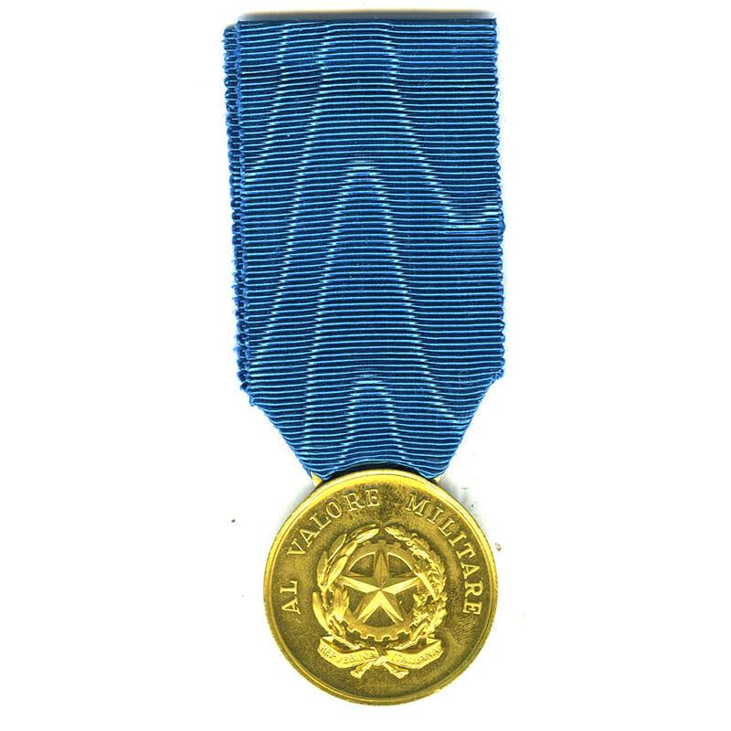 Al Valore Militare Republic  Gold 1