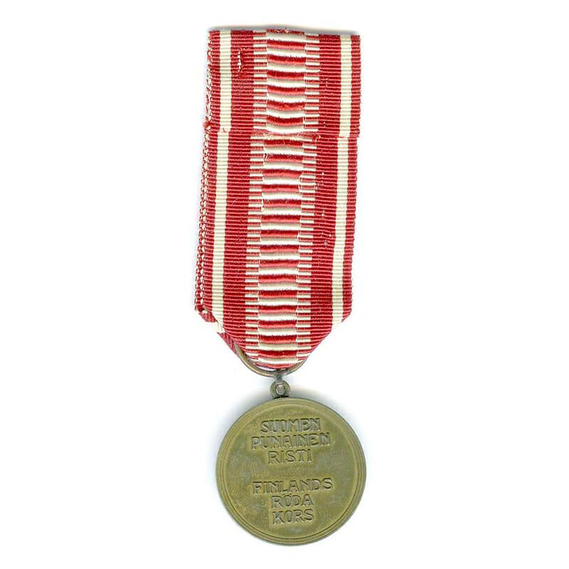 Red Cross Merit medal bronze 2