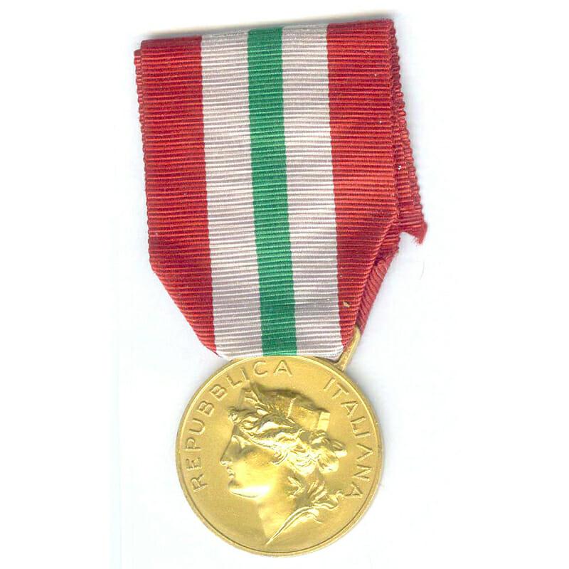 Presidents Medal  Gold 1