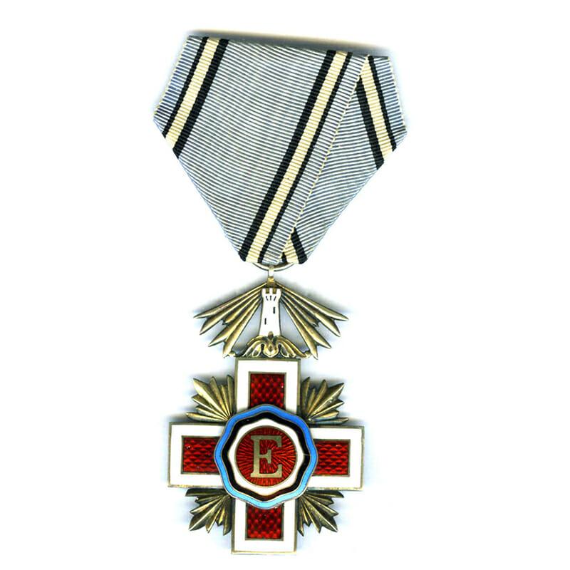 Red Cross Merit Order Knight 1