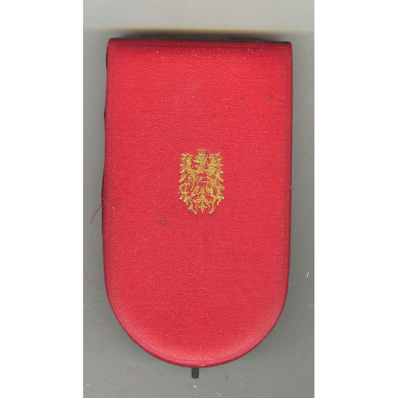 Republic of Austria  Republic Order of Merit Type II 1952 knight 3