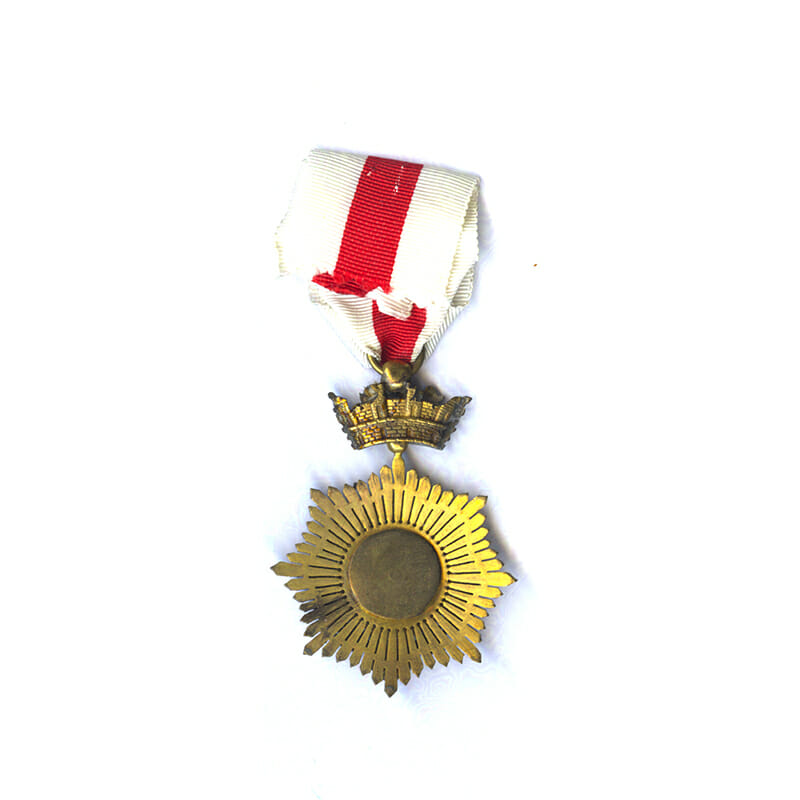 Red Cross Order medal 1st class 2