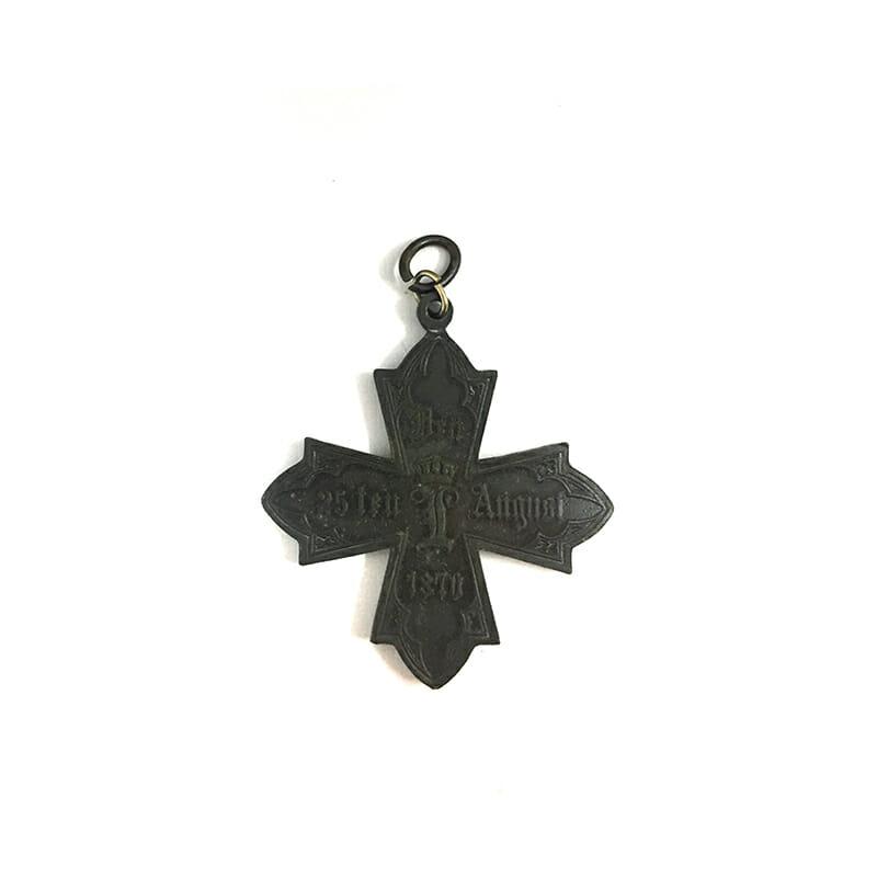 Military Sanitation Cross 1914 bronzed  1917 2