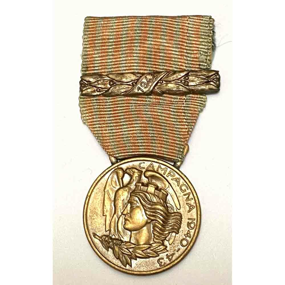 W.W.2   Campaign 1940-43 medal 1