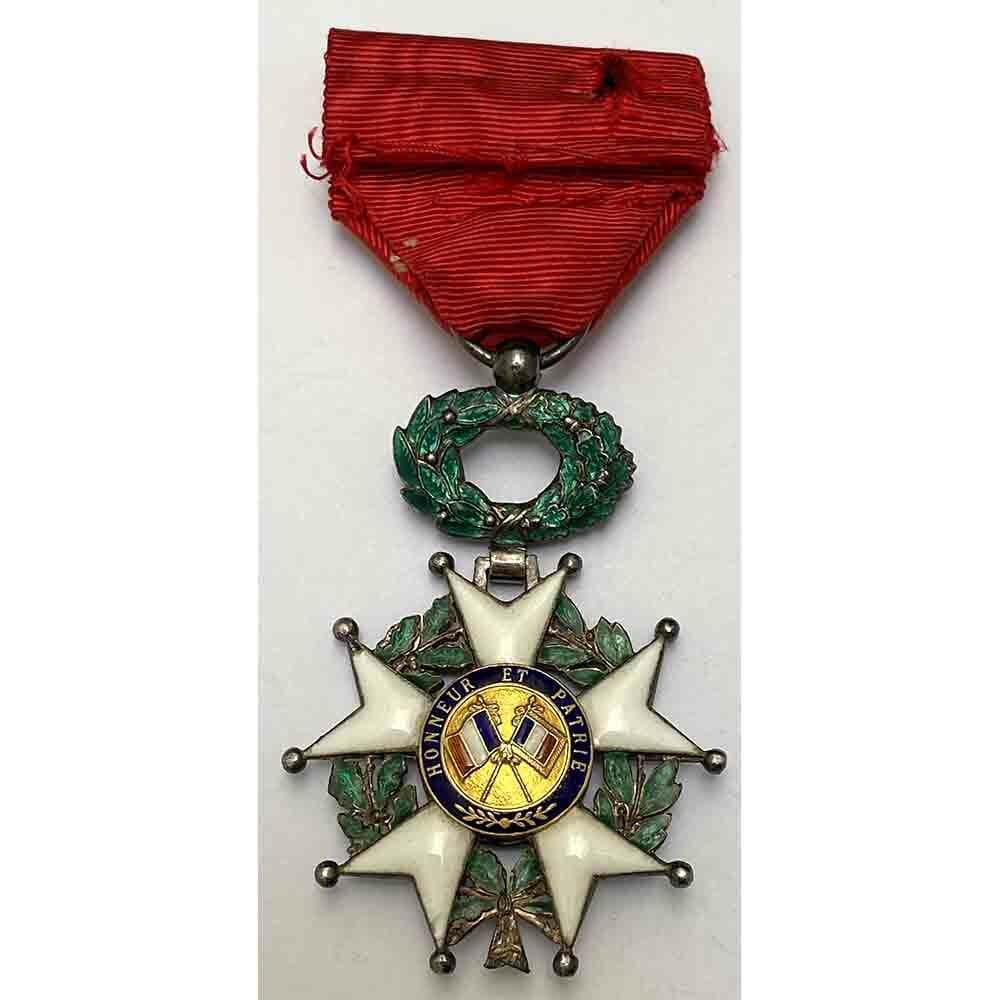 Legion D'Honneur 1870-1951 Officer with gold centre 2