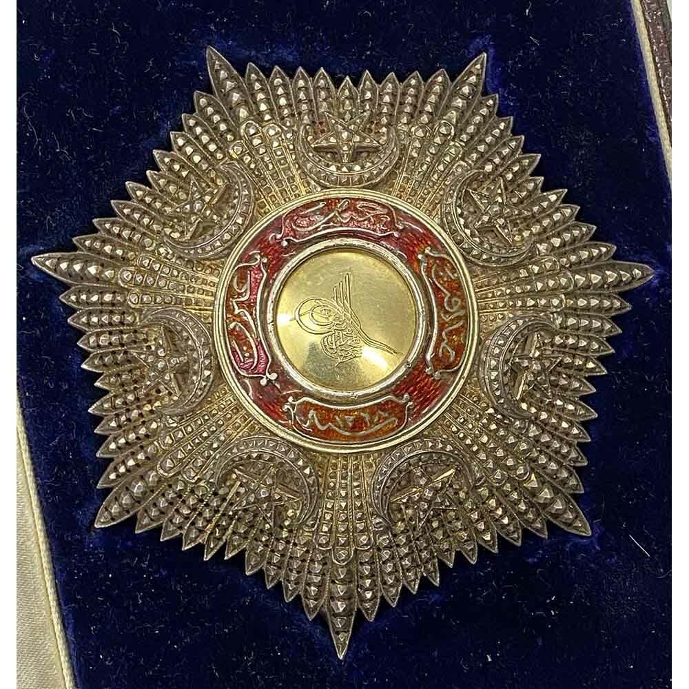 Order of the Medjidie Large Breast Star 3
