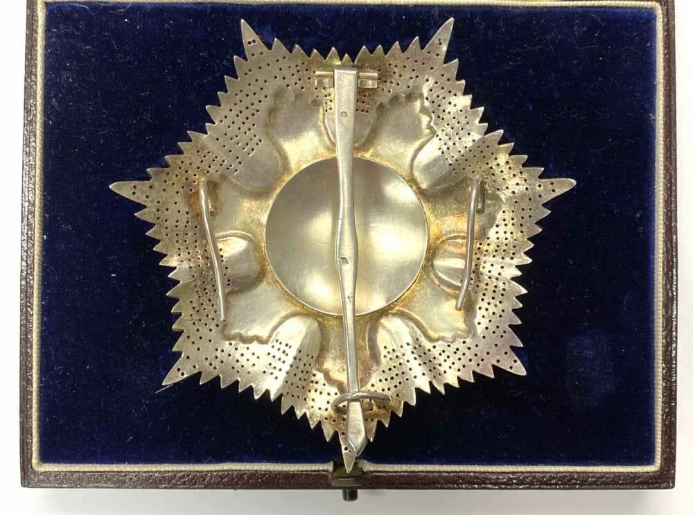 Order of the Medjidie Large Breast Star 2