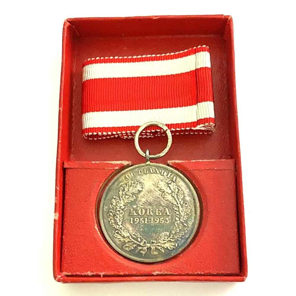 Jutlandia Medal for Korea 1951-1953 2