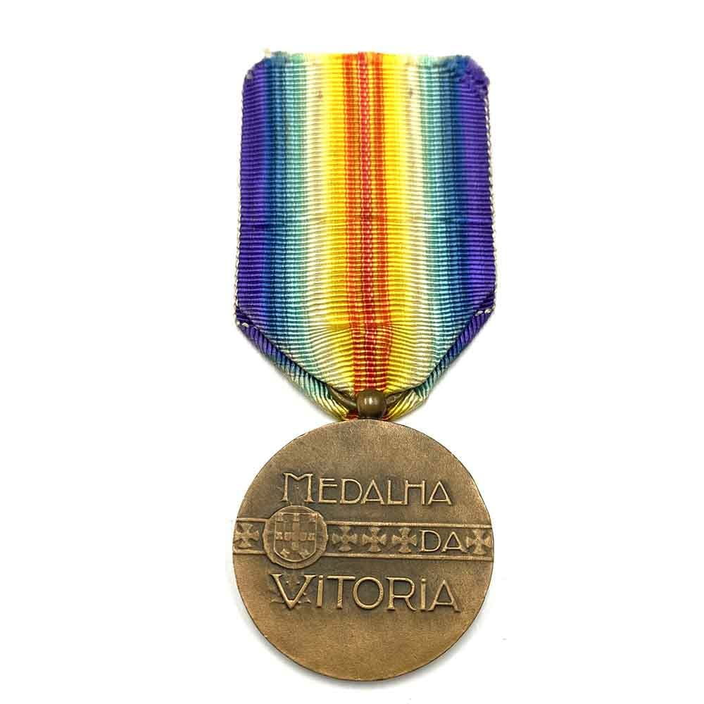 Portugal Victory medal Official 2