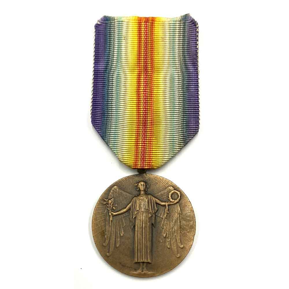 Portugal Victory medal Official 1