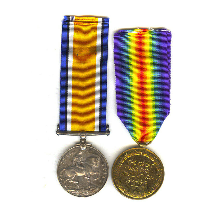 British War Medal 2