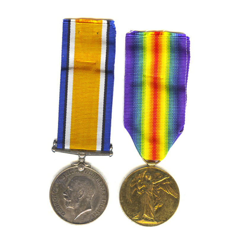 British War Medal 1