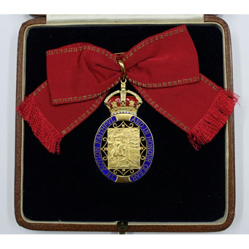 Companion of Honour 1
