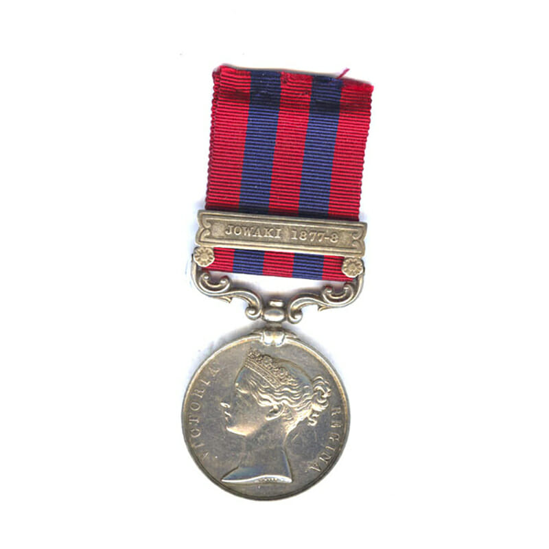 India General Service Medal 1854 1