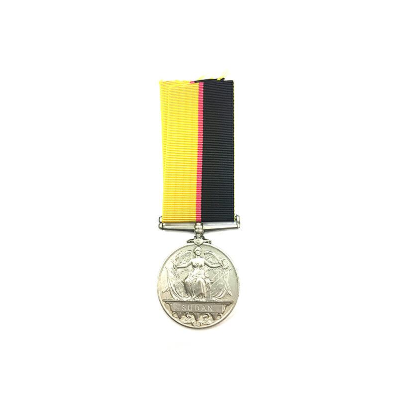Sudan 1898 1st Warwick Regt 2