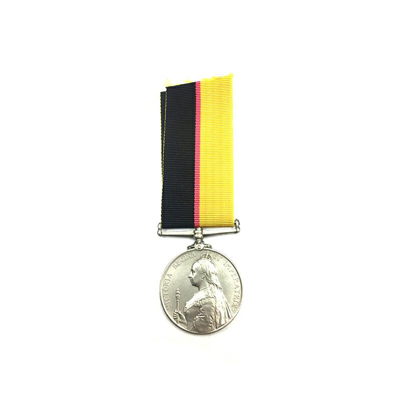 Sudan 1898 1st Warwick Regt 1