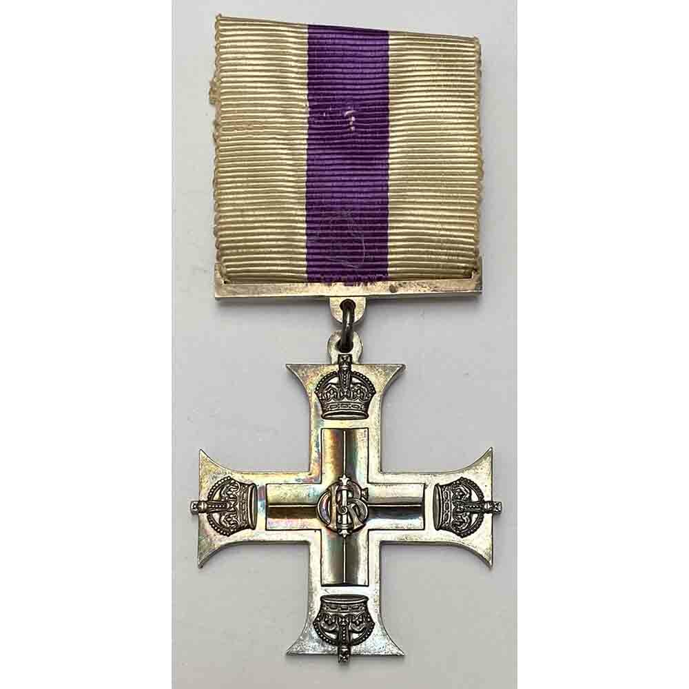 Military Cross, M.C. GV Issue 1