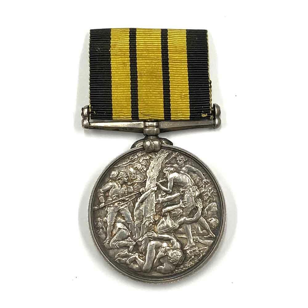 Ashantee, Lt R.F. Devereux, 2nd WIR 2