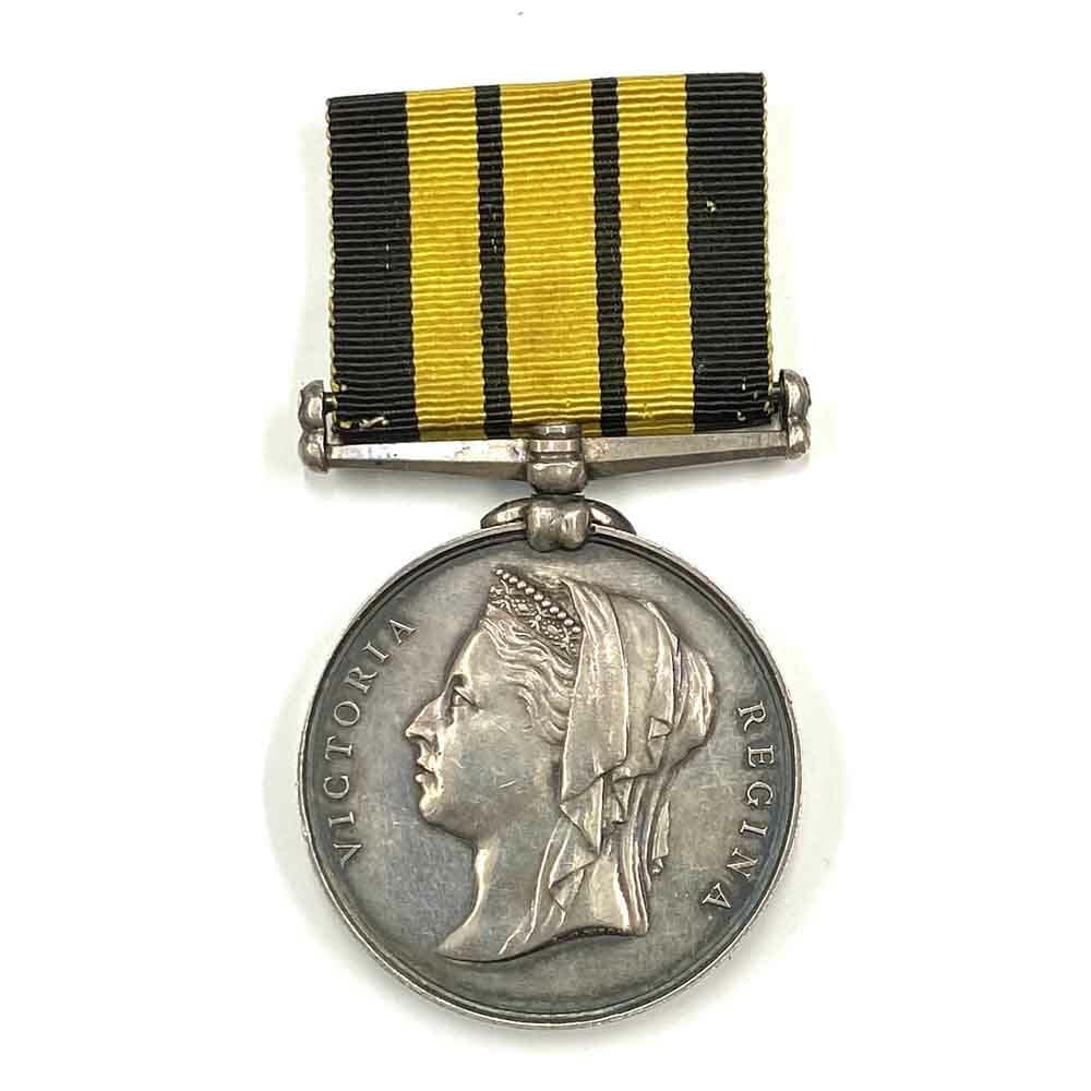 Ashantee, Lt R.F. Devereux, 2nd WIR 1
