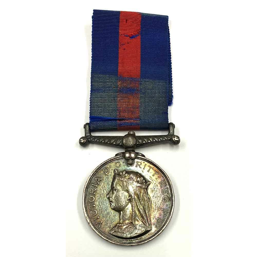 New Zealand Medal 1863-1866, 150th Q O Regt 1