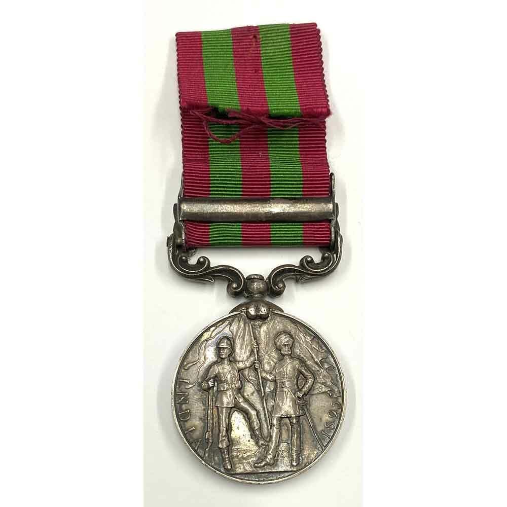 IGS 1895 Punjab Frontier 11th Hussars 2