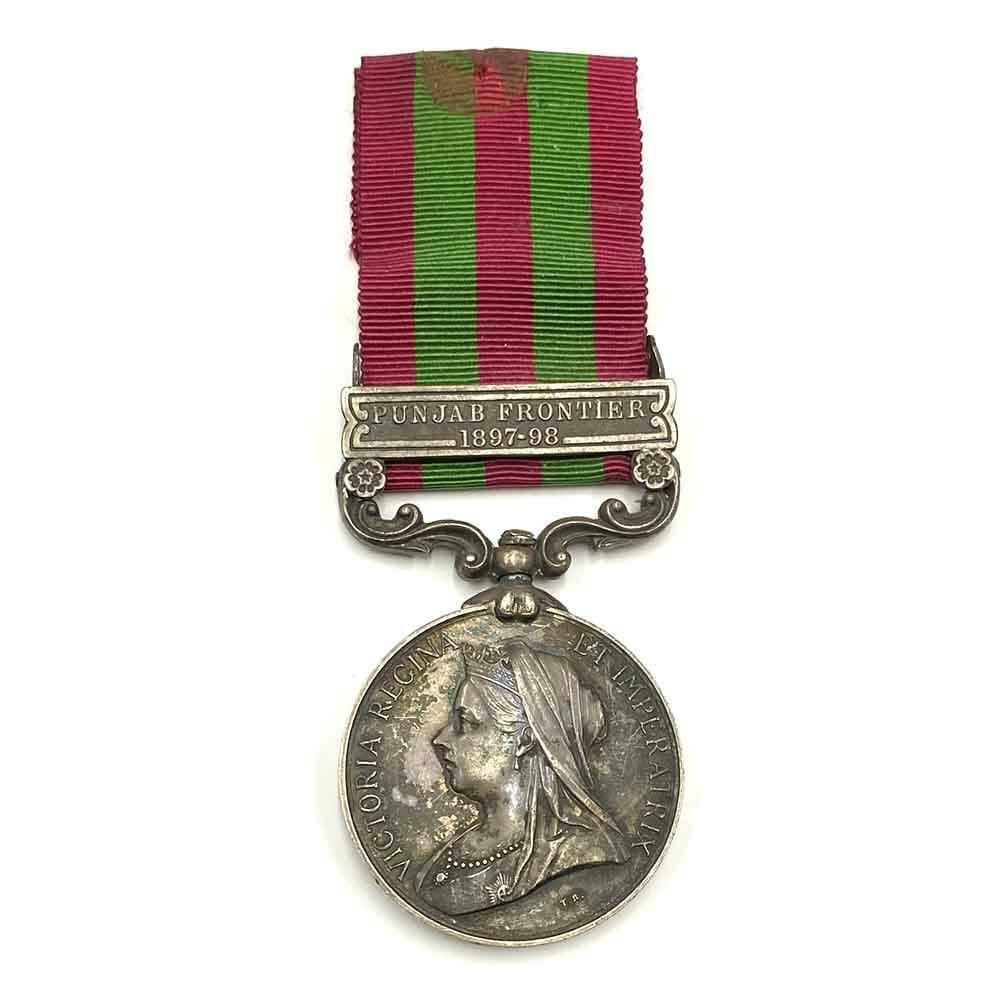 IGS 1895 Punjab Frontier 11th Hussars 1