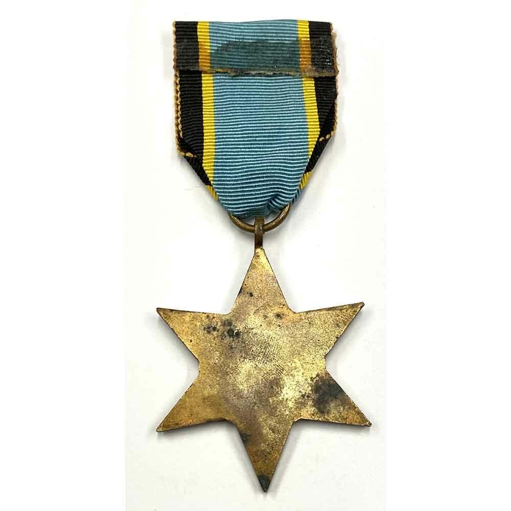 Air Crew Europe Star, Original 2