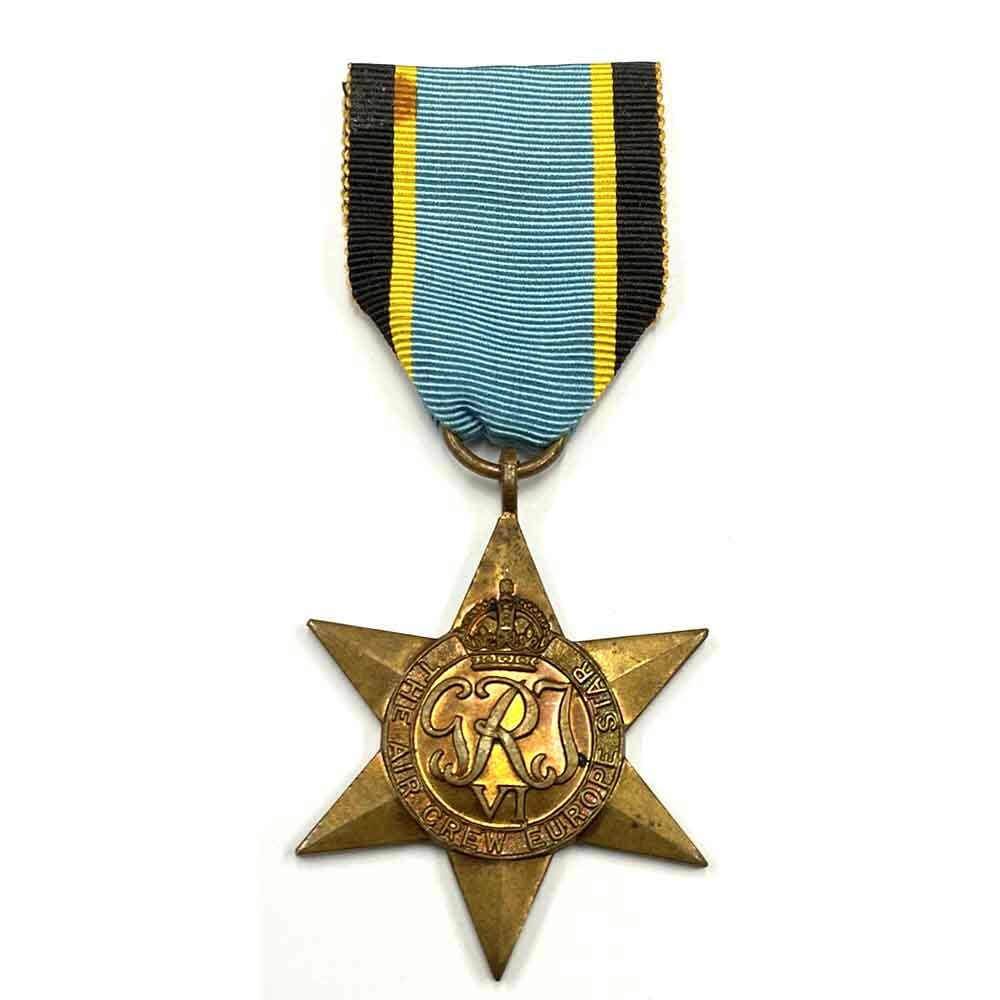 Air Crew Europe Star, Original 1