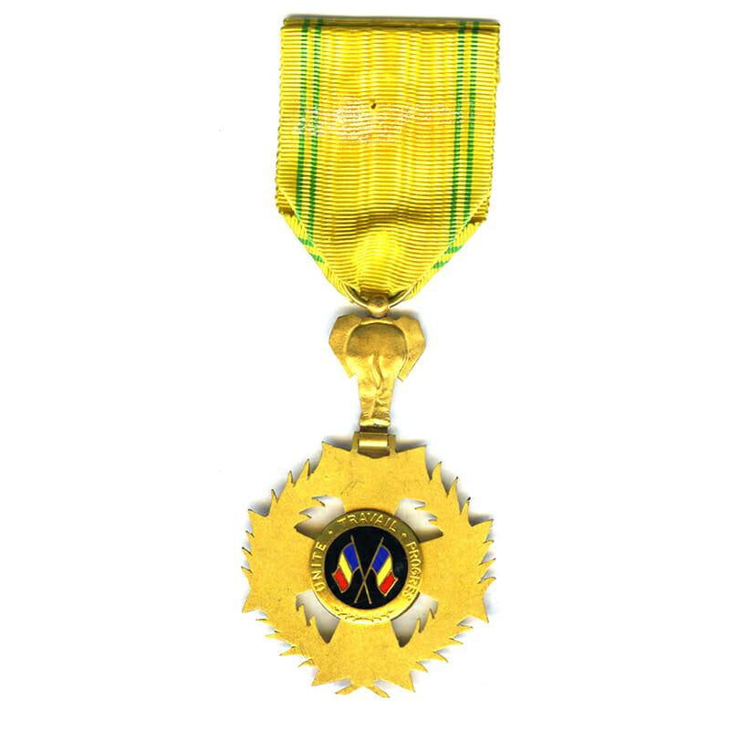 Order of National  Merit Knight 2