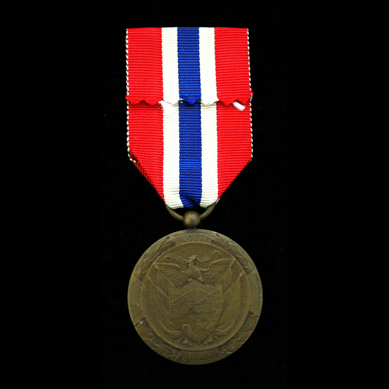 Panama medal of Solidarity 2
