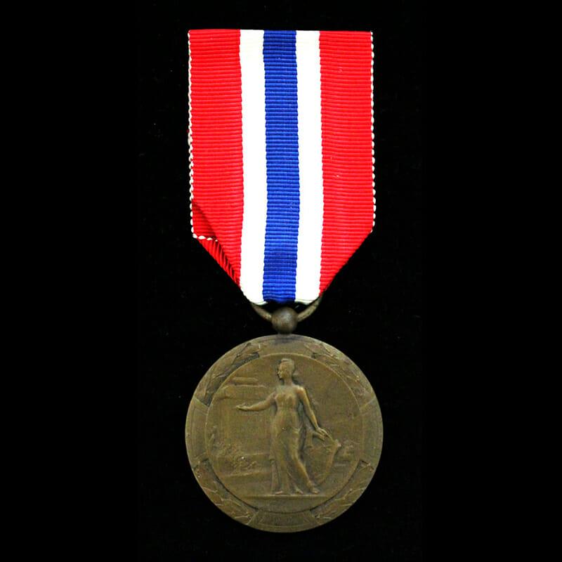 Panama medal of Solidarity 1
