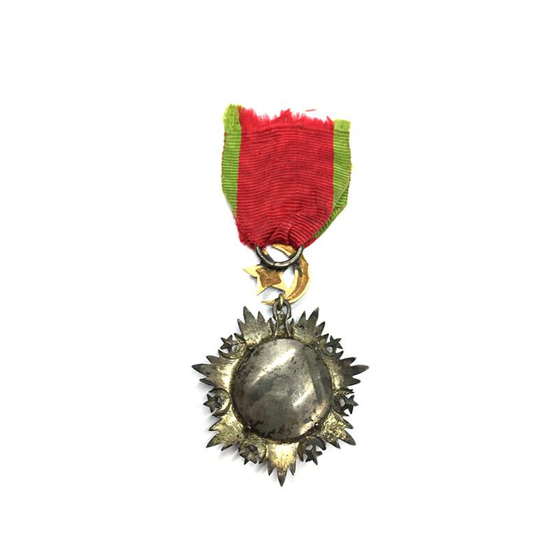 Order of the Medjidie 5th Class Crimea period 2
