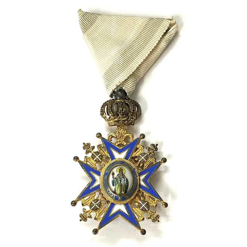 Order of St. Sava 4th class Officer 1