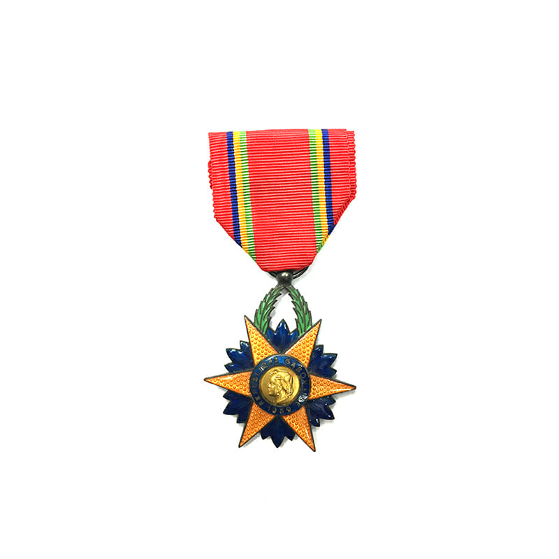 Order of the Equatorial Star 1959 Knight very scarce in lower classes... 1