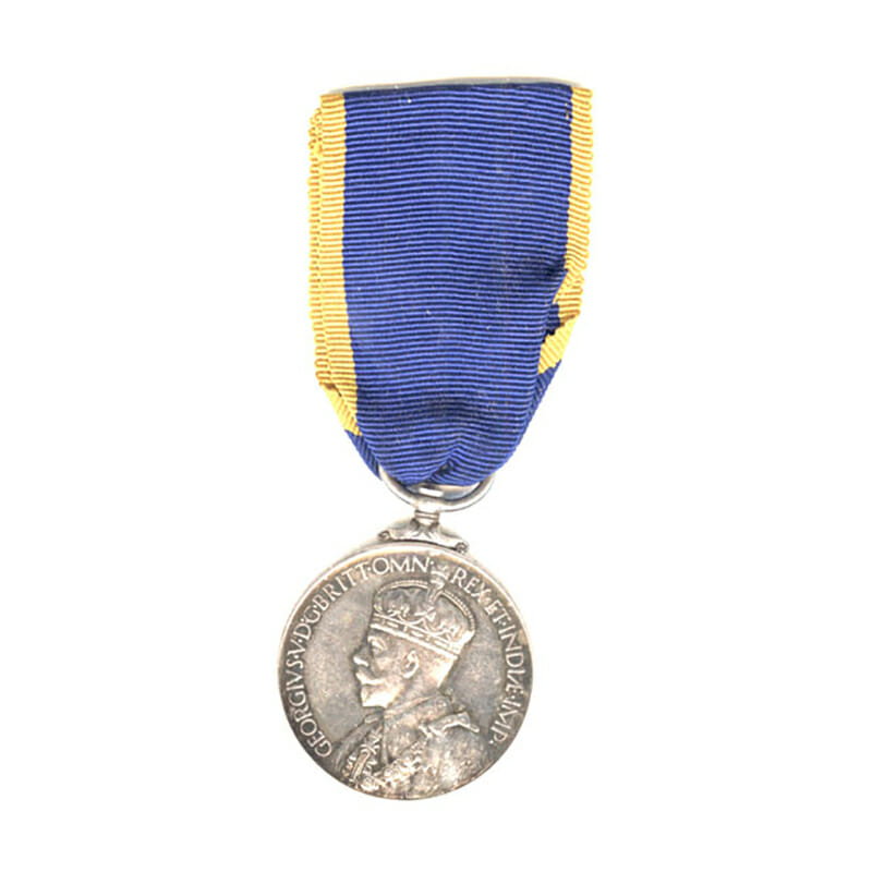 Edward Medal 1