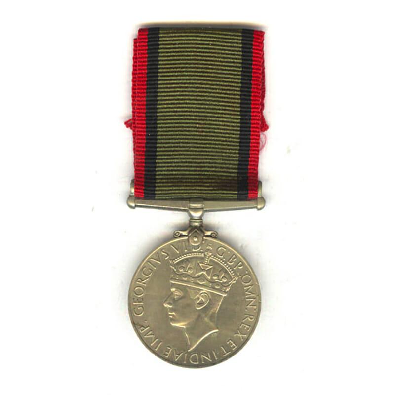 Southern Rhodesia War Service Medal 1939-45 1