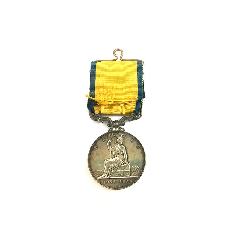 Baltic Medal 1854-5 2