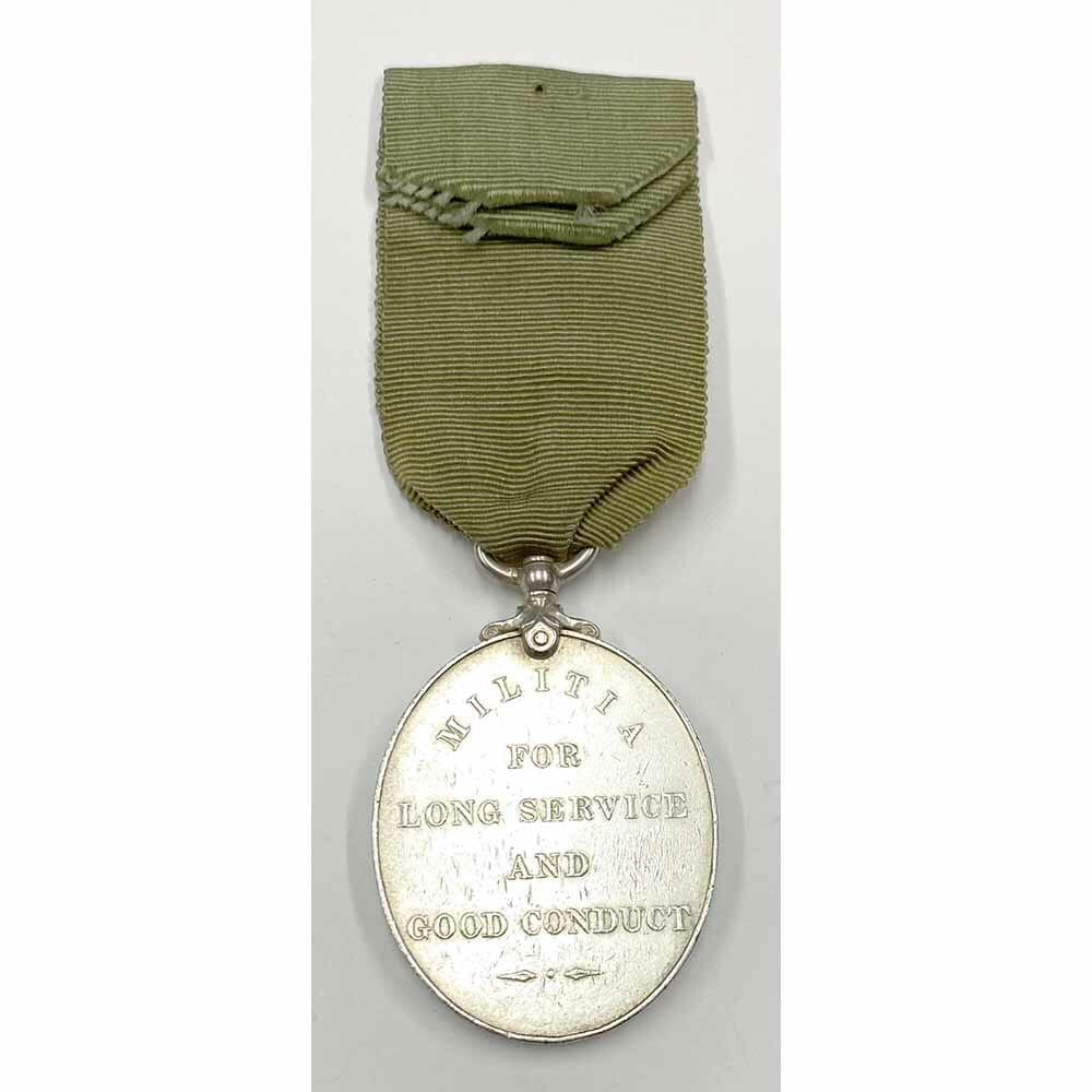 Militia Long Service Oxford Light Infantry 2