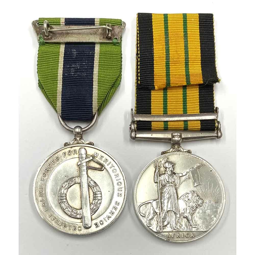 Colonial MSM Mau Mau Kenya War 2
