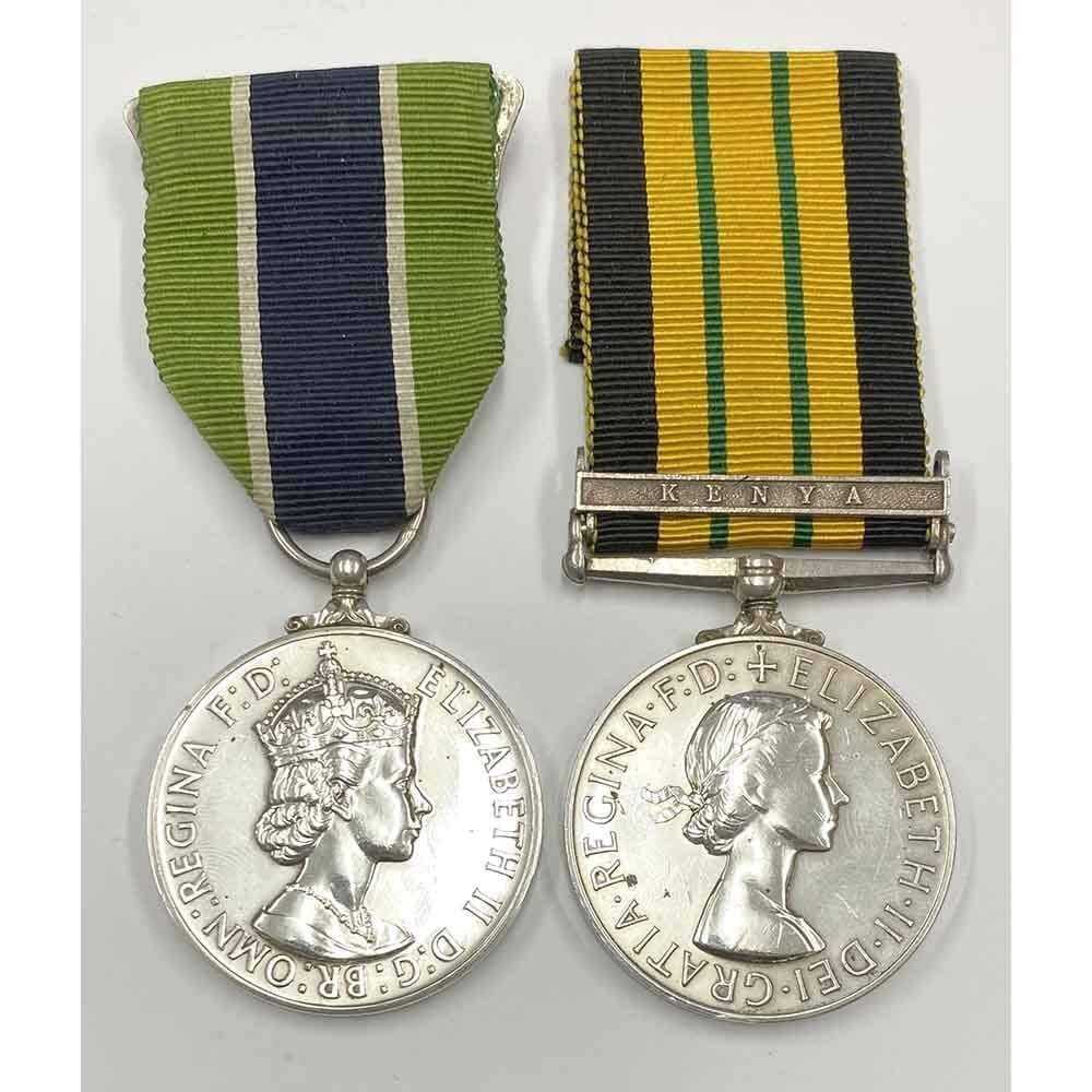 Colonial MSM Mau Mau Kenya War 1